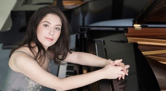Alina Bercu – selectată la concursul 'Van Cliburn'
