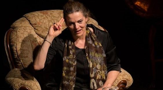 Maia Morgenstern, aplaudată la Londra