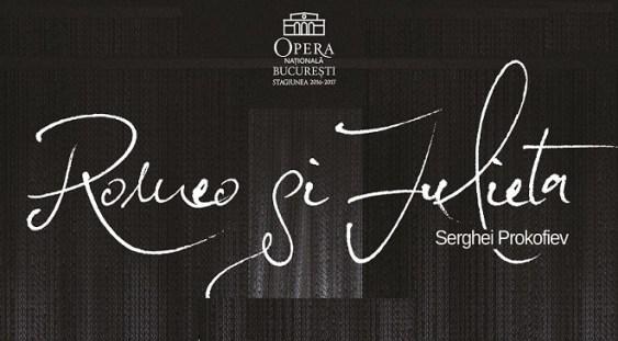 """Cea mai frumoasă poveste de iubire """"Romeo și Julieta"""", spectacol de balet de ziua îndrăgostiților, pe scena Operei Naționale București"""