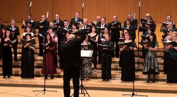 Corul Academic Radio intră în grevă japoneză alături de Orchestra Naţională Radio