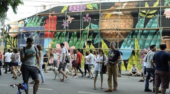 """Street Delivery revine în luna iunie, tema editiei – """"Grădini posibile"""""""