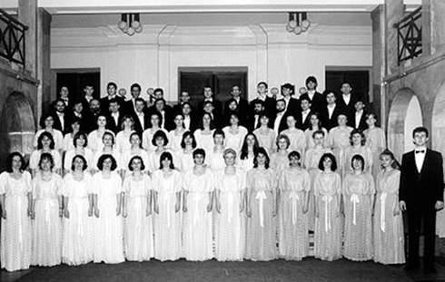 """Cel mai vechi cor evreiesc din lume, """"Baruch Brothers"""", cântă la București"""