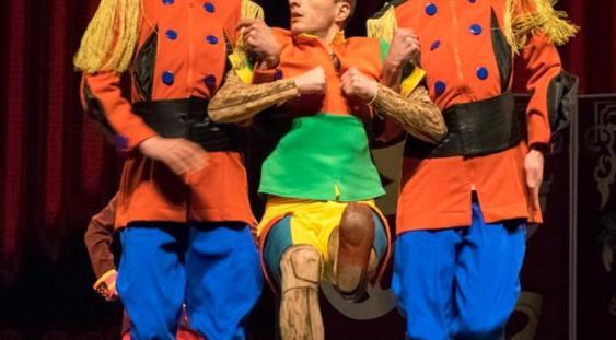 """Un """"Pinocchio"""" pentru toate vârstele"""