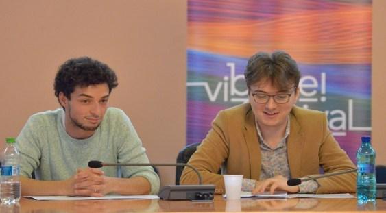 Conferința de lansare a ediției a III-a a vibrate!festival