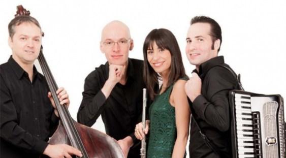LIVE de la Londra: Maxim Quartet în concert la ICR