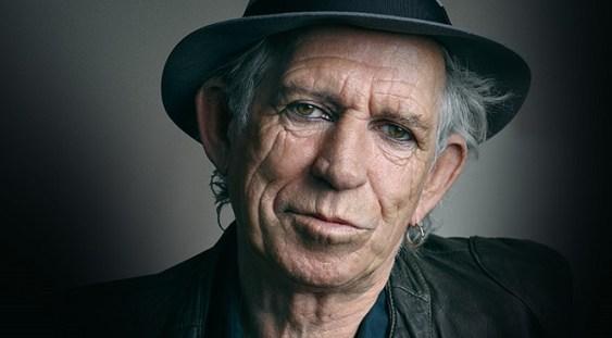 Keith Richards anunță o nouă producție discografică a trupei Rolling Stones
