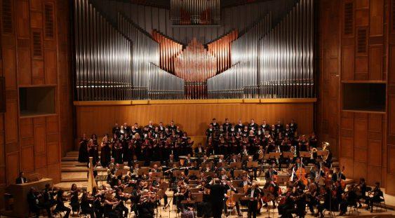 După Festivalul Enescu, Sala Radio preia ștafeta muzicii de calitate