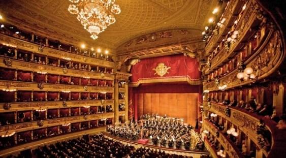 Au trecut 239 de ani de când a fost inaugurat Teatrul La Scala din Milano