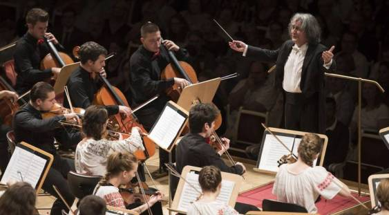 Romanian Sinfonietta Orchestra revine la Ateneului Român