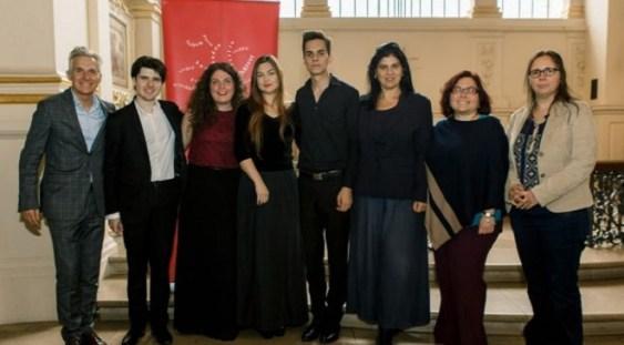 Tineri muzicieni români au concertat în celebra biserică St. Martin-in-the-Fields de la Londra