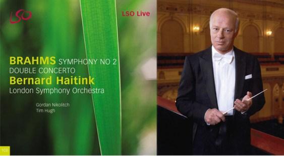 LSO Live – Johannes Brahms: Dublul Concert și Serenada a IIa