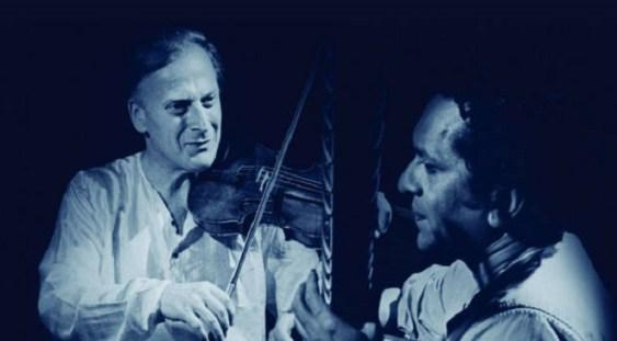 West meets East: Enescu, Menuhin, Shankar. Un concert-eveniment, un mariaj muzical între Orient și Occident