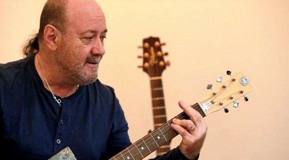 Nicu Alifantis a sărbătorit 45 de ani în muzica de teatru