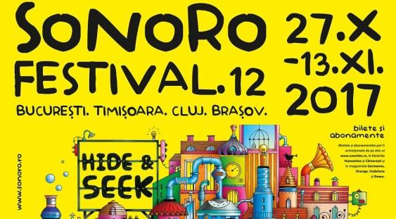 Festivalul SoNoRo – recital la Muzeul Național de Artă