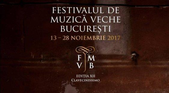 Se deschide Festivalul de Muzică Veche Bucureşti