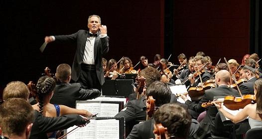 Lucrari de Grieg si Mozart cu Cristian Mandeal