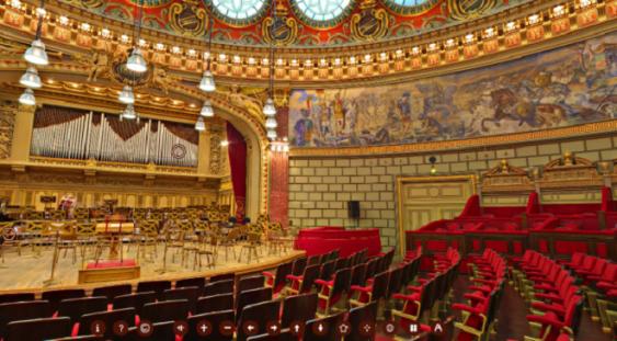 Concert Clasic e fantastic la Ateneul Român