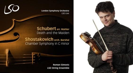 LSO Live: Shubert – Șostakovici