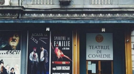 Comedia ţine la TINEri. Start la Concursul de Comedie Românească