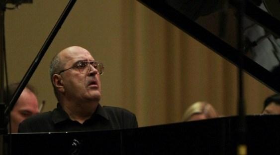 Concert aniversar al pianistului Dan Grigore