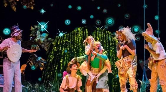 "Musicalul de succes ""Micuța Dorothy"" revine la OCC"