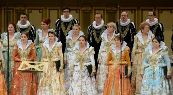 Concert extraordinar de Paști al Corului Madrigal