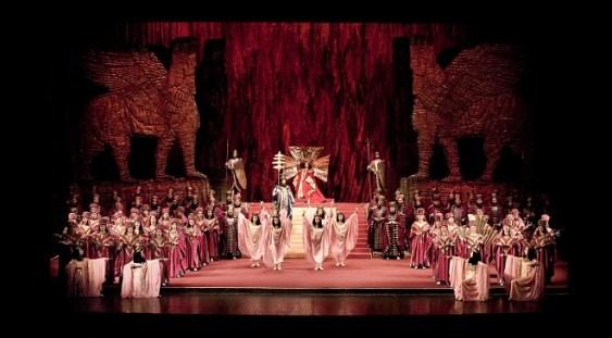 'Nabucco', pe afişul Operei bucureştene