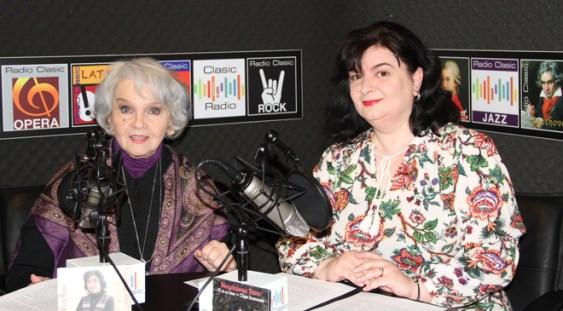 Margareta Paslaru de vorbă cu Magdalena Tara