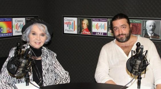 Margareta Paslaru de vorbă cu Adrian Naidin