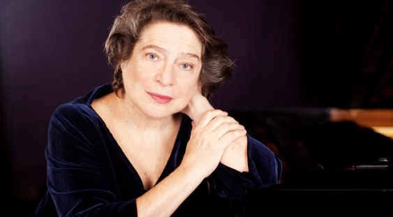 Pianista Elisabeth Leonskaja revine la Filarmonica 'George Enescu'