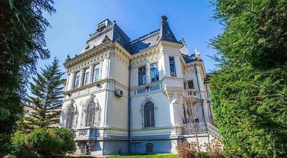 Fostul sediu al Ambasadei SUA, scos la licitaţie la 5.500.000 de euro