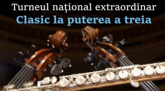 Cazacu String Trio – în turneu prin România
