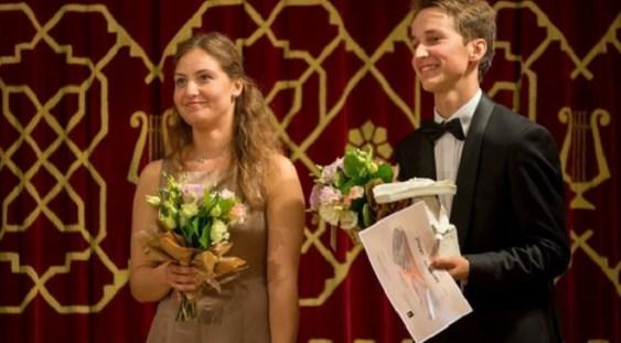 Daria Parkhomenko a obţinut premiul I în secţiunea de pian a Concursului Enescu 2018