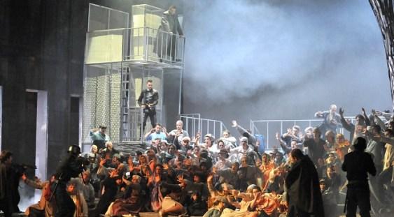 "ONB deschide stagiunea cu spectacolul ""Otello"""