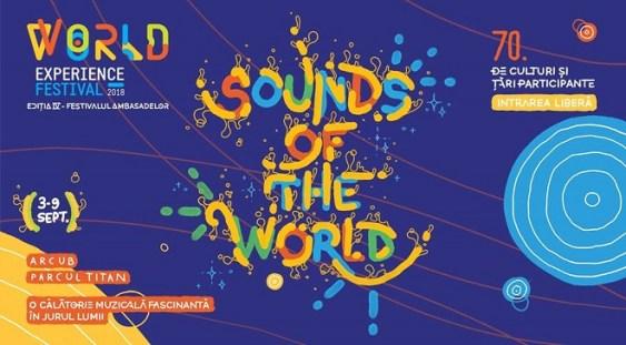 Începe World Experience Festival