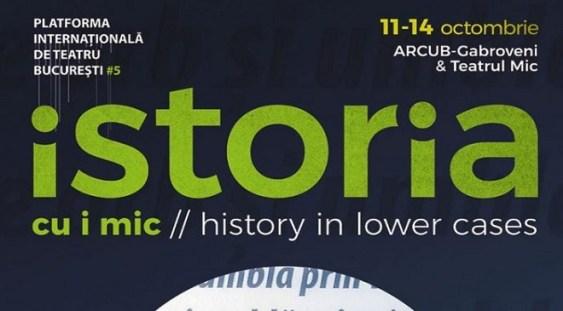 Programul Platformei Internaţionale de Teatru Bucureşti