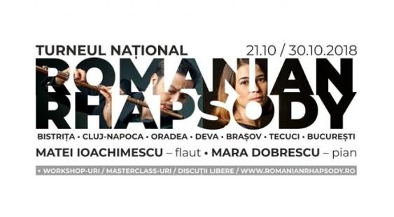 Turneul 'Romanian Rhapsody' începe astăzi la Cluj-Napoca