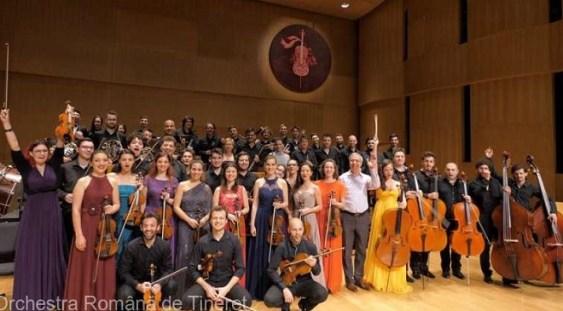 Orchestra Română de Tineret – turneu în cadrul proiectului Anului Centenar 'România în lume'