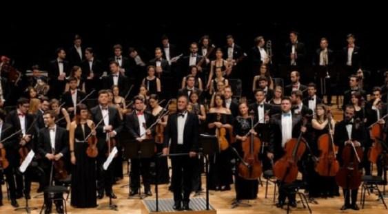 Orchestra Română de Tineret dirijată de Cristian Mandeal, va cânta pe scena Sălii Bozar din Bruxelles