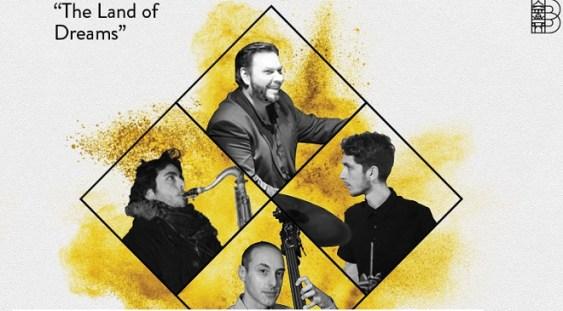 Sorin Zlat Quartet susține primul concert din an al stagiunii de jazz Artist in Residence