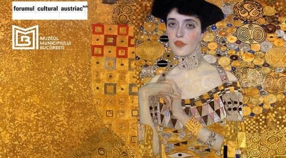 "Expoziţia ""Gustav Klimt. Precursor al modernităţii"""