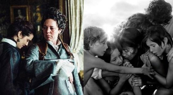 """Filmele """"Roma"""" şi """"The Favourite"""", marile câştigătoare la premiile BAFTA 2019"""