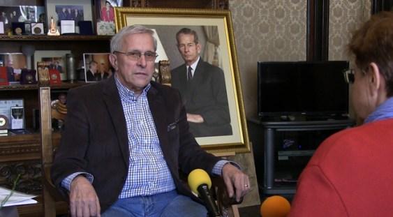 """VIDEO: Interviul săptămânii cu dl. Andrei Dimitriu, directorul Filarmonicii """"George Enescu"""""""