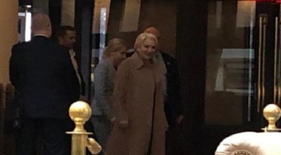 Viorica Dăncilă a fost cazată într-un hotel deţinut de Trump în vizita sa la Washington