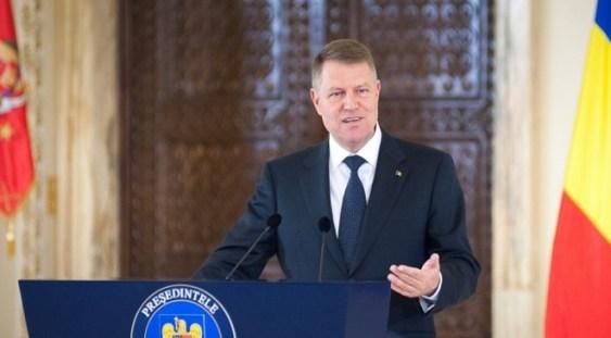 """Klaus Iohannis a promulgat bugetul pe 2019. """"PSD este singurul vinovat pentru întârzierea progresului României"""""""