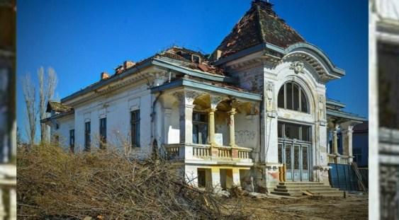 Una dintre bijuteriile arhitecturale din Craiova, demolată ilegal