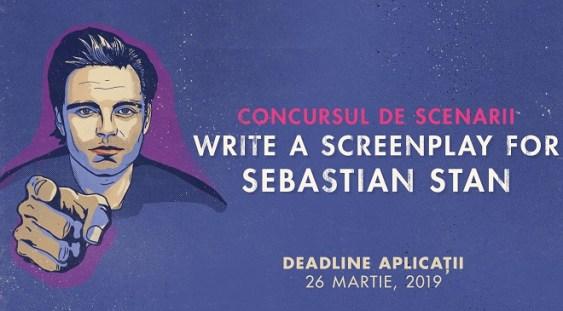 Concurs de scenarii pentru actorul Sebastian Stan
