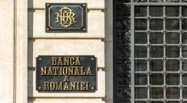 BNR a decis reducerea dobânzii de politică monetară la 1,75% pe an