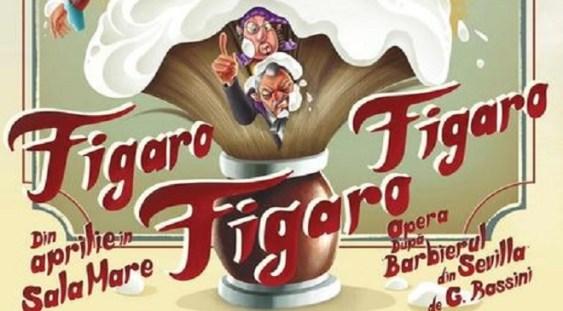 """""""Figaro, Figaro, Figaro"""" – premieră la Opera Comică pentru Copii"""