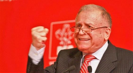 Ion Iliescu, internat la secția de Terapie Intensivă a Institutului de Boli Cardiovasculare C.C. Iliescu